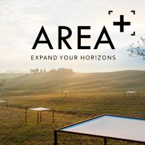 AREA+ Full textile solution for pergola