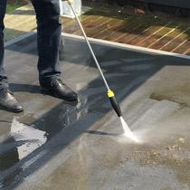 Nettoyez vos rugs au nettoyeur haute pression