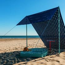 Les designers du Studio 5.5 réinventent le mobilier balnéaire avec des textiles Dickson