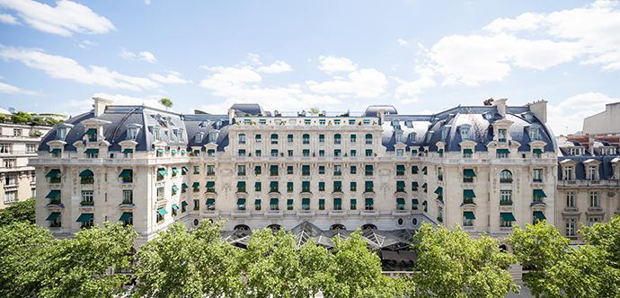 Hotel Peninsula Paris - © Nicolas Cardin