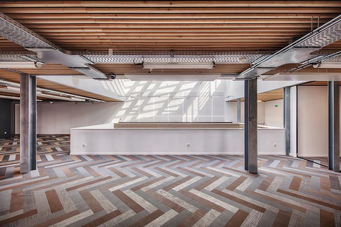 Atrium Flooring Dickson