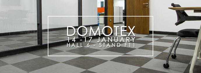 meet us at domotex manufacturer of technical textiles. Black Bedroom Furniture Sets. Home Design Ideas