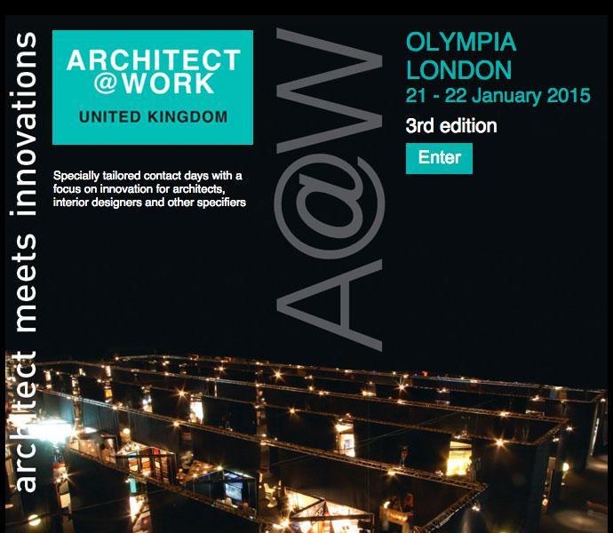 DICKSON Architect @ work london