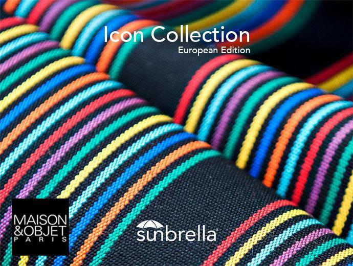 Sunbrella Icon collection